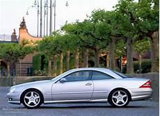 Mercedes Cl 55 Amg F1 Edition C215 2000