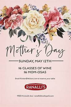 mother s day 2019 ranalli s chicago il may 12 2019