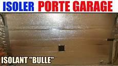 isoler une porte garage kit isolation porte de garage xl
