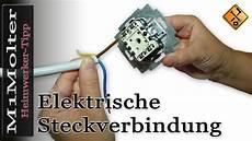Steckdose Und Schalter Anschließen - kabel an lichtschaltern und steckdosen anschlie 223 en