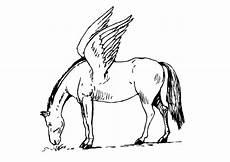 Malvorlage Fliegendes Pferd Malvorlage Fliegendes Pferd Kostenlose Ausmalbilder Zum