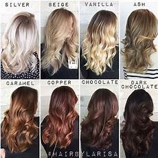 All Hair Colors