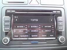 dsc00106 vw radio cd rcd 510 mit sd kartenleser und cd