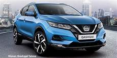 new nissan qashqai 1 5dci tekna up to r 36 000 discount