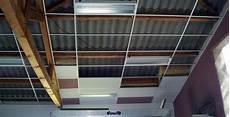 Dalle De Plafond Isolante Faux Plafond Suspendu En Dalles Isolantes
