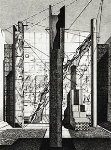 gesamtkunstwerk architecture drawing architecture