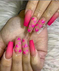 23 romatic heart manicure nails design for valentine s