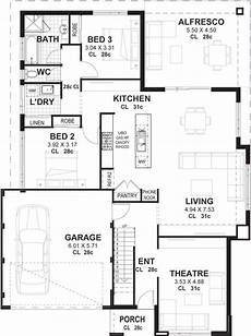3 story floor plans 3 bedroom 2 storey home designs perth vision one homes
