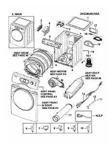 parts for samsung dv328aer xaa dryer appliancepartspros com