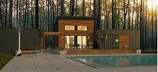 compact house made from affordable affordable prefab homes popsugar home