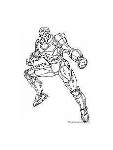 Malvorlagen Ironman Bahasa Indonesia Gambar Iron 3 Untuk Diwarnai Iron Coloring