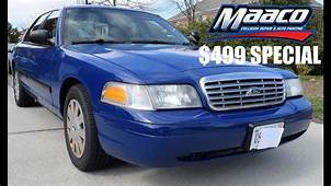 Maaco $499 Car Paint Job Special What To Expect And