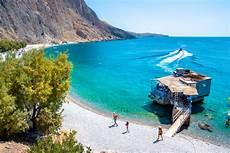 Schönste Strände Kreta - die 10 sch 246 nsten str 228 nde auf kreta ein 220 berblick