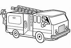 Gratis Malvorlagen Feuerwehrauto Truck Drawing At Getdrawings Free
