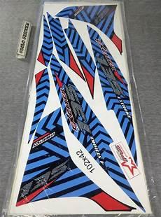 jual striping stiker lis motor variasi yamaha jupiter mx new njmx exciter 7 di lapak solo
