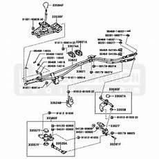 auto manual repair 2004 toyota matrix transmission control toyota oem shift mechanism mr2 spyder 2000 05 manual monkeywrench racing