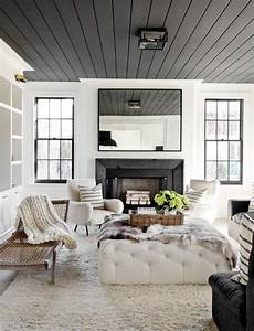 6 paint colors that make a splash on ceilings home in