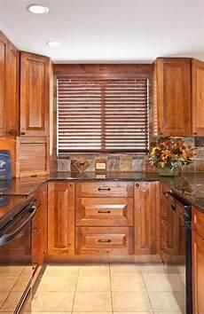 Kitchen Backsplash Ideas With Birch Cabinets by Rustic Birch Cabinets Cabinets 855x1319 Creative