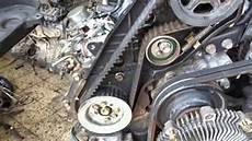 calage ford ranger courroie ou chaine de distribution