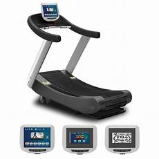 china fcc certificated self generating treadmill woodway