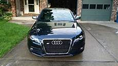 installed the rs grille much better b8 s4 audi