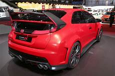 Honda Civic R - honda civic type r to make production debut in geneva