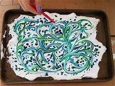 peinture mousse à raser mousse 224 raser gouttes d encre arabesques dans la mousse