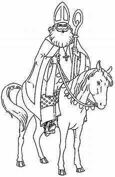 Ausmalbilder Hl Nikolaus Malvorlage Sankt Nikolaus Malvorlagen 10