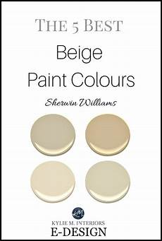 sherwin williams 5 of the best neutral beige paint colours for the home beige paint