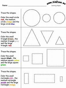 learning shapes worksheets free 1177 small medium large shapes kindergarten worksheets kindergarten lessons teaching lessons