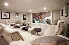 Home Theater Design For Small Spaces by 10 Awesome Basement Home Theater Ideas