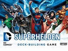 Malvorlagen Superhelden Kaufen Dc Superhelden Deck Building Spiel Anleitung Und