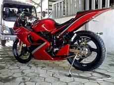 Rr Modif Standar by Modifikasi Motor Dan Mobil Foto Modifikasi Kawasaki
