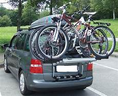 bike carrier thule backpac 973 in st albans