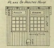 broiler house plans plan for poultry house for adult fowls or bantams