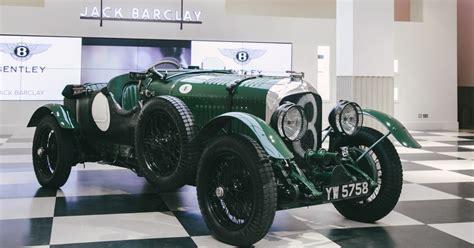 World's Oldest Bentley Dealership Hosts Free James Bond