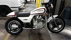 Gl500 Silverwing Cafe Racer restored a classic cafe racer style 1981 honda gl500