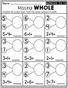 addition number bond worksheets 8792 kindergarten number bonds worksheets to 10 numbers kindergarten number bonds worksheets