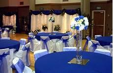 reception room color scheme royal blue white my