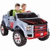 Kids Power Wheels Toy Car Children Truck Ride On Big