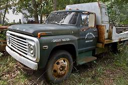1968 1972 Ford F 600  An Abandoned F600 That Was