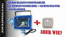 schaltplan lichtschalter und bewegungsmelder montage strahler mit bewegungsmelder lichtschaltern