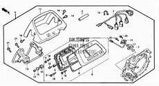 2000 trx wiring diagram 2000 2005 honda 350 rancher speedometer meter combination atv part 37200 hn5 671 ebay