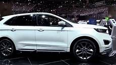 Ford Edge St Line - 2017 ford edge st line limited luxury features exterior
