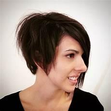 21 super cute asymmetrical bob hairstyles popular haircuts