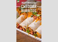 easy beefy burritos_image