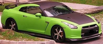 Green Nissan GT R Gallery 267876  Top Speed