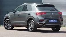 t roc volkswagen new t roc 2018 style indium grey walk quot 17 inch