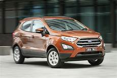 2017 Ford Ecosport Trend Review