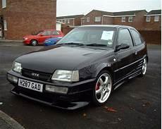 My Rieger Vauxhall Astra 2 0i 8v Gte